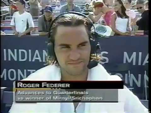 Robredo vs Federer Montreal 2003