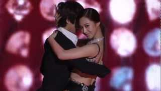 SNSD Yuri & SHINee Minho '12 SDA Dec 31, 2012 GIRLS' GENERATION Live HD