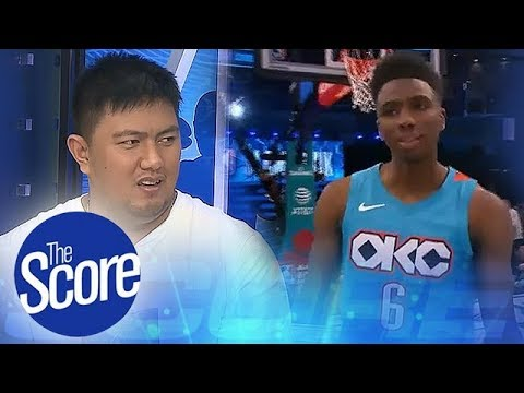 The Score: Why Superstars Wont Join the NBA All-Star Dunk Contest