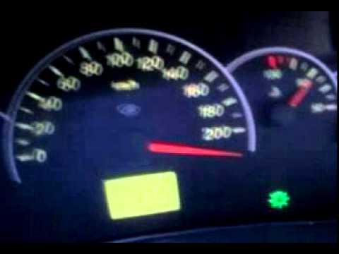 LADA PRIORA : 200 км/ч не предел - YouTube