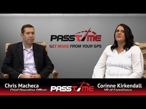 Passtime - Get More From Your GPS