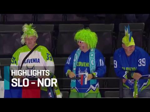 чм по хоккею 2017 Словения Норвегия