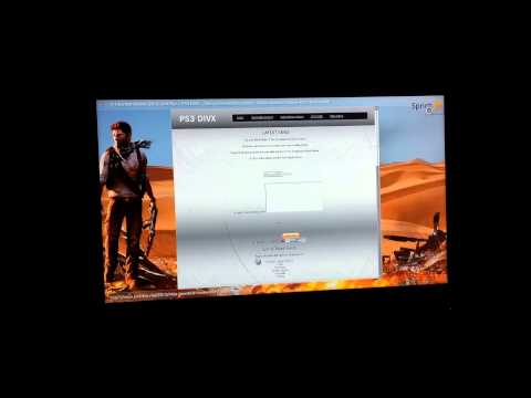 How to download free movies from ps3 divx