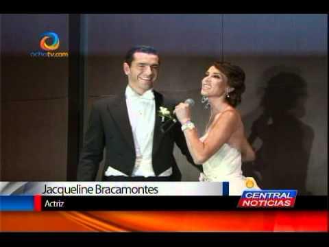 BODA DE JACQUELINE BRACAMONTES