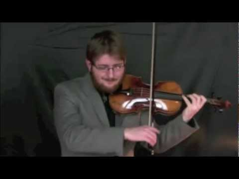 Honegger solo violin sonata - 3rd mouvement by Dorian Lamotte