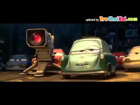Trailer phim Car 2 - Vương Quốc Xe Hơi