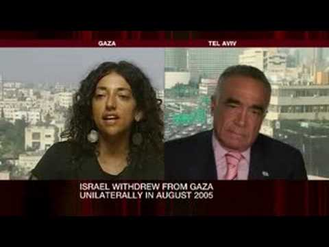 Inside story- Gaza blockade- 24 Aug 08- Part 1