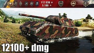 Maus как играют ТОП статисты World of Tanks лучший бой