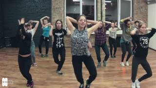 Beyonce Knowles   Baby boy choreography by Olya Yarullina   Dance Centre Myway
