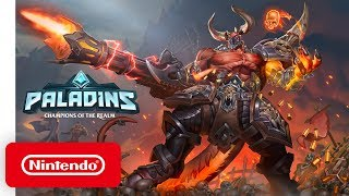 Paladins - Champion Reveal Trailer - Nintendo Switch