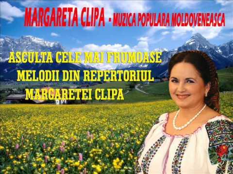 Margareta Clipa - Colaj muzica moldoveneasca.(AUDIO HD SPIROS GALATI)