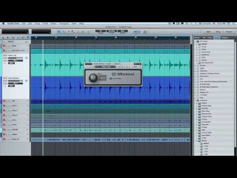 How-To: Invert the Phase on a Track in Studio One