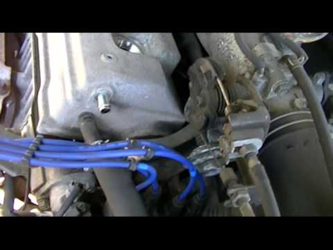 2000 Toyota Camry Valve Cover Gasket Replacement