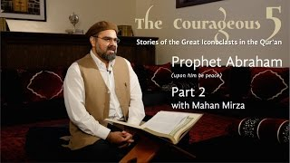 Video: Prophet Abraham - Mahan Mirza 2/2