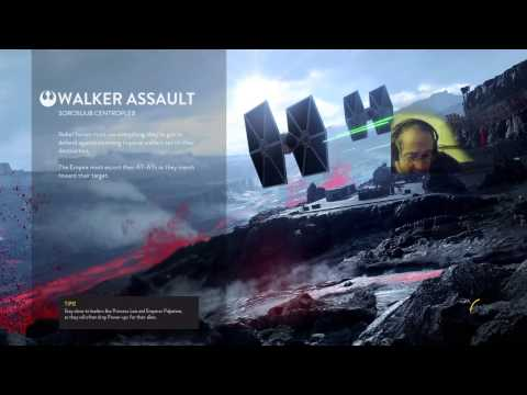 Mad Mohawk Gaming Live PS4 Star Wars Battlefront Broadcast Astro A40 MixAmp Pro