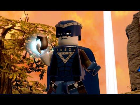 lego batman 3 beyond gotham black hand gameplay and