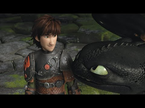 """HOW TO TRAIN YOUR DRAGON 2 - """"Dragon Sanctuary (Extended)"""" Clip"""