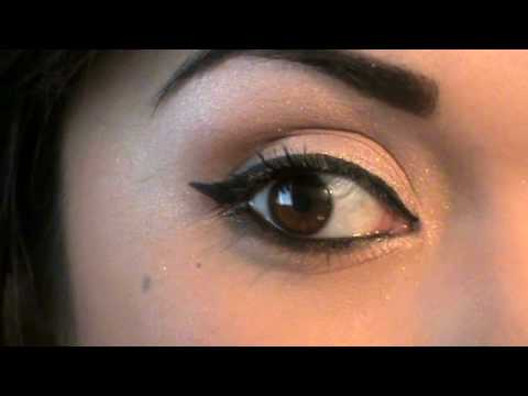 Beyonce Video Phone Betty Paige: Makeup Tutorial Video