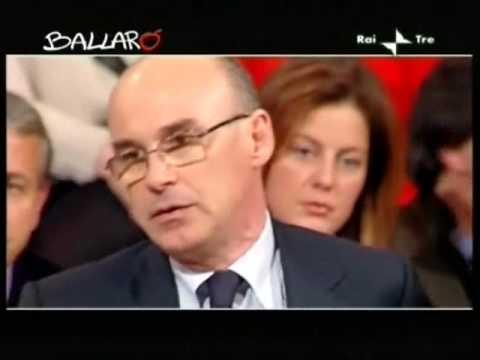 Renato Soru VS Bocchino & Scajola (Ballarò, 23/02/2010)