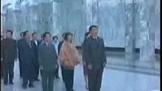 Philippine Top Officials visit DPRK in April 2006