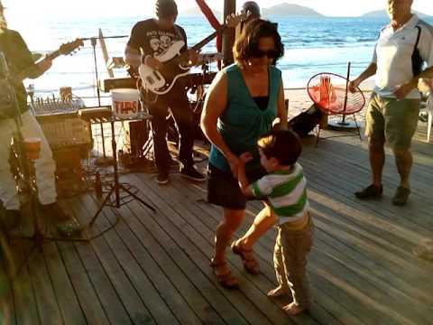 Good Times at La Corriente - Mazatlan, Mexico