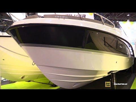 2018 Quicksilver Activ 805 Cruiser Motor Boat - Walkaround - 2018 Boot Dusseldorf Boat Show