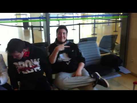 Vlog - Dia 1 en el aeropuerto - EEE