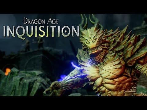 DRAGON AGE INQUISITION (PS4) #2 - ENFRENTANDO O PRIMEIRO BOSS