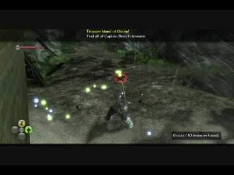 Fable  Treasure Island Of Doom Key