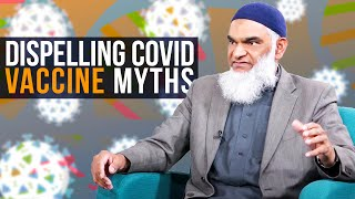 Video: COVID Vaccine is a Global Effort to keep People Safe - Shabir Ally