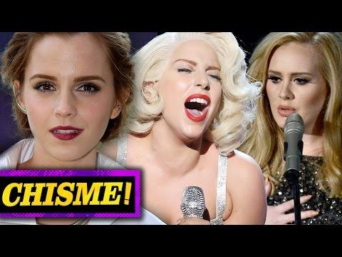 Emma Watson será Bella, Miley Cyrus Illuminati y dueto de Adele y Lady Gaga - CHISMELICIOSO!