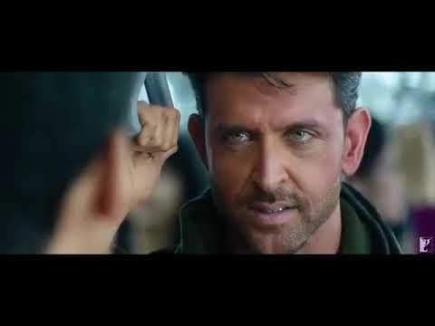 war movie trailer hrithik roshan tiger shroff vaani kapoor
