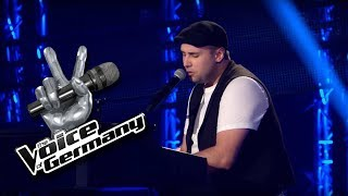 Livin' On A Prayer - Bon Jovi | Marco Weichselbraun | The Voice of Germany 2016 | Blind Audition