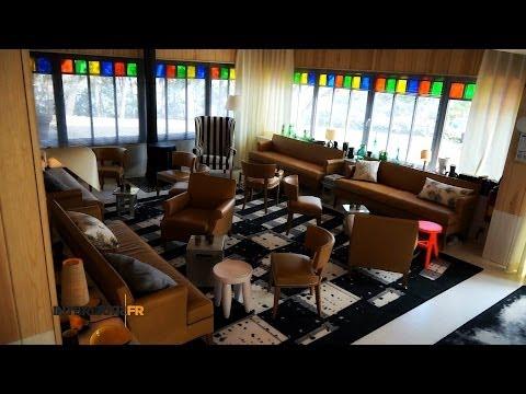 Actu design philippe starck relooke l 39 hotel et restaurant la co o rnich - Hotel starck arcachon ...