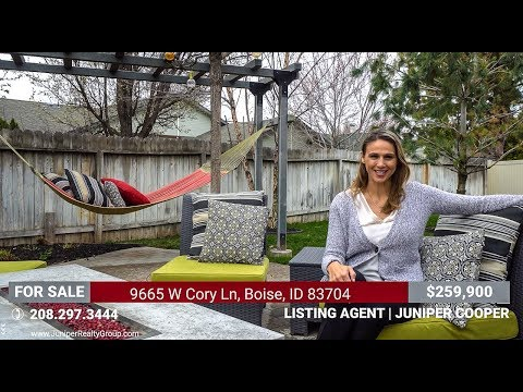 9665 W Cory Ln, Boise, ID 83704 | JuniperRealtyGroup.com