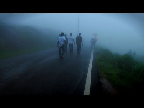 Trekking to Ponmudi Hill Station