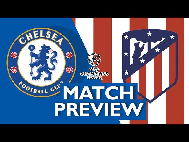 A WIN TO TOP THE TABLE! | Chelsea vs Atletico Madrid PREVIEW!