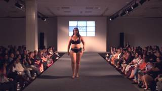 Nayane Rodrigues Lingerie - Fashion Weekend Plus Size Inverno 2017