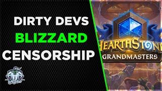 Dirty Devs: Activision Blizzard and the Hearthstone Blitzchung Ban