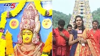 Dasara Sharan Navaratri Utsavalu to End at Indrakeeladri, Vijayawada
