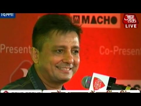 Agenda Aaj Tak: Sukhwinder Singh Sings 'Chaiya Chaiya', 'holle Holle'