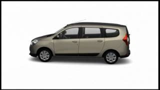 Dacia Lodgy: 360°
