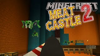 Minecraft | Meat Castle 2 | #7 TIME FOR PLAN B