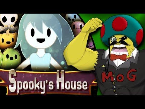 Spooky's House Of Jumpscares   MythosOfGaming