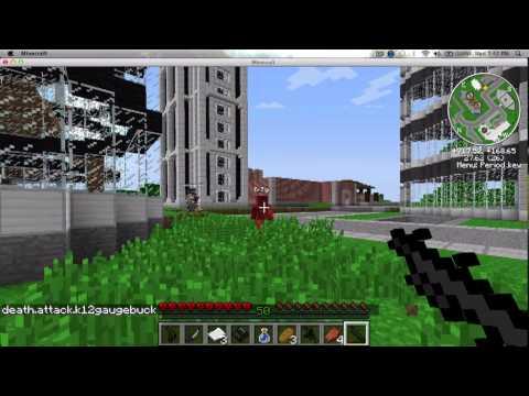 Сервера Minecraft с модом DayZ | TopCraft