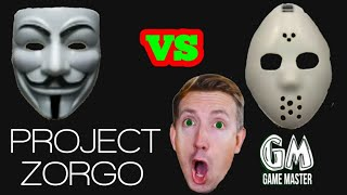 Project Zorgo News-Project Zorgo vs Game Master   Stephen Sharer and Chad Wild Clay in the Network?