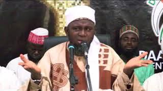 Oti ninu Islam (Alcohol - Ramadan Tafsir 2018)