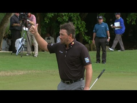 Graeme McDowell's fantastic approach leads the Shots of the Week