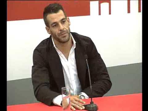 Discurso Álvaro Negredo en su despedida del Sevilla FC.