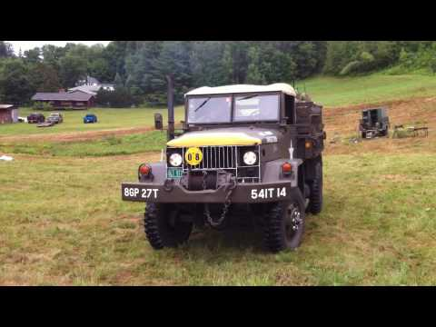 Green Mountain Military Vehicle Collectors (GMMVC) Annual Rally 2010